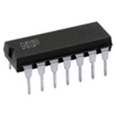 4020 - CI Counter/Divider Single 14-Bit Binary UP 16-Pin PDIP