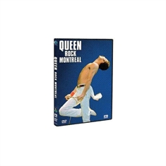 DVD Queen - Queen - Rock Montreal