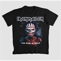 Camiseta Iron Maiden - The Book Of Souls - Tamanho M (72 x 53 cm.)