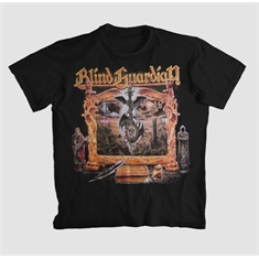 Camiseta Blind Guardian - Imagination From The Other Side - Tamanho PP (66 x 49 cm.)