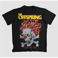Camiseta The Offspring - Coming For You - Tamanho G (76 x 55 cm.)