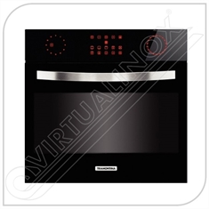 Forno elétrico Inox Glass Touch 60 F9 - Tramontina - Ref.: 94854/220