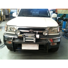 Base/Mesa para Guincho Toyota Hilux SW4 (1999/2004) Maceral - suporte (mesa) para Guincho Toyota SW4 (1999/2004)