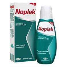 NOPLAK SOLUCAO 250ML