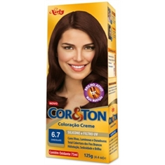 COR & TON 6.7 CHOCOLATE 50CR
