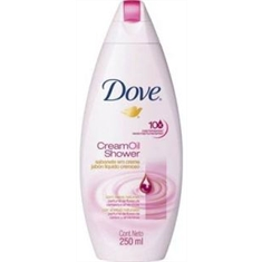 SABONETE DOVE LIQ. 250ML CEREJA E AMENDOAS