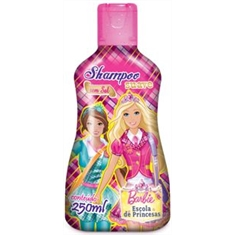SHAMPOO BARBIE PERSONAGENS 250ML