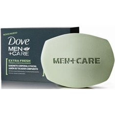 SABONETE DOVE MEN EXTRA FRESH 90GR