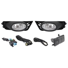 Kit Farol Auxiliar New Civic 09/11 - SL110210