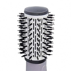Cerdas Da Escova Conair Rotating Air Brush Titanium Polishop
