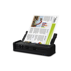 Scanner Wireless Duplex Portátil WorkForce ES-300W - Epson