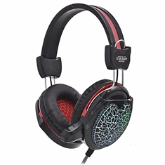 Fone Headphone Gamer c/ Microfone SOLDADO GH-X10