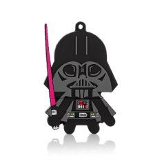 Pendrive 8GB Darth Vader PD035 - Multilaser