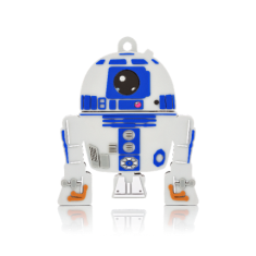 Pendrive 8GB R2-D2 PD036 - Multilaser
