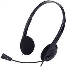 Headphone Estéreo com Microfone HF-10MV - Exbom