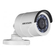 CAMERA BULLET HIKVISION 2 x 1 HD-TVI 720P/960H 2.8MM 24LEDS METAL DS-2CE16C0T-IR