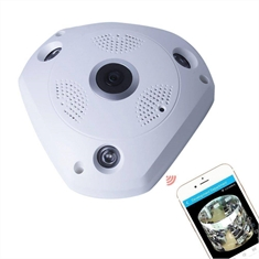 CAMERA IP JORTAN 360 3D VRCAM MODELO VR3D-2MP