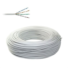 CABO DE REDE 100M BRANCO CONNECT CABLE MUCA3210-2