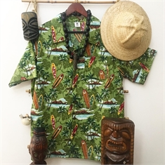 Camisa Surf Hawaii 2.