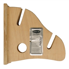 Rack Parede Original Surf Para Skate - Par