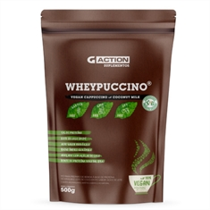 Wheypuccino Vegano 500 gr Gaction