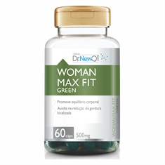 Woman Max Fit  Green 60 cápsulas  Upnutri