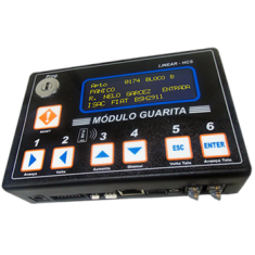 Módulo GUARITA IP- LINEAR-HCS