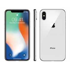 iPhone X - 256GB Cinza Espacial