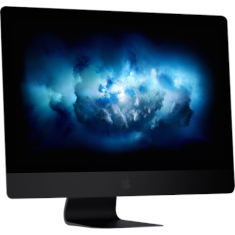 iMac Pro - Processador Intel Xeon W 8 core, 3,2 GHz, Turbo Boost até 4,2 GHz 64GB SSD 2TB Radeon Pro Vega 56 co