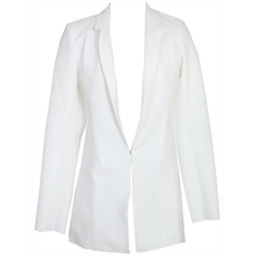 Blazer Básico Techno Block Off-white LAFORT - 40