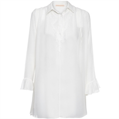 Camisa Charleston Off-white CAROL BASSI - 44