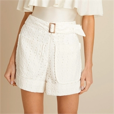 Short Laise Cinto Off-white IORANE - 46