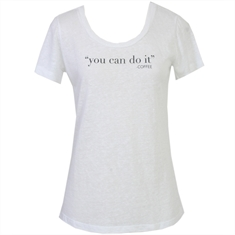 Camiseta You can do it J.CHERMANN - GG