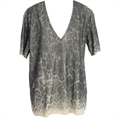 T-shirt Bright Bege Victoria ANIMALE - G