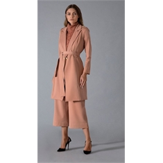 Trench-coat nude IORANE - 40