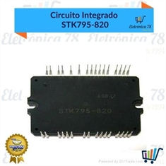 Circuito Integrado Stk795-820 Stk795 820 Original