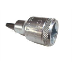 Chave Soquete Tipo Torx T25 Gedore