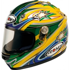 Capacete SUOMY VANDAL BAYLISS