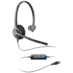 Headset USB - Epko Plus Noise Cancelling VoIP