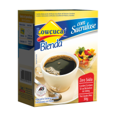 Adoçante Blenda Sucralose 50 envelopes