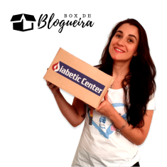 Box de BLOGUEIRA - Diabetic Center by Diabética Tipo Ruim