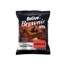 Brownie Chocolate Belive Be Free 2x40g